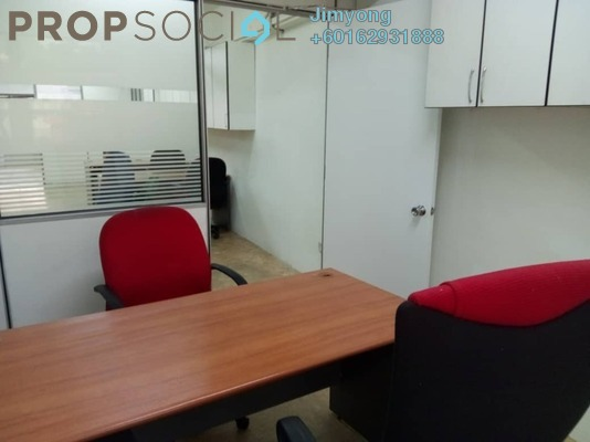 Office For Sale in 3rd Mile Square, Old Klang Road Freehold Fully Furnished 4R/1B 390k