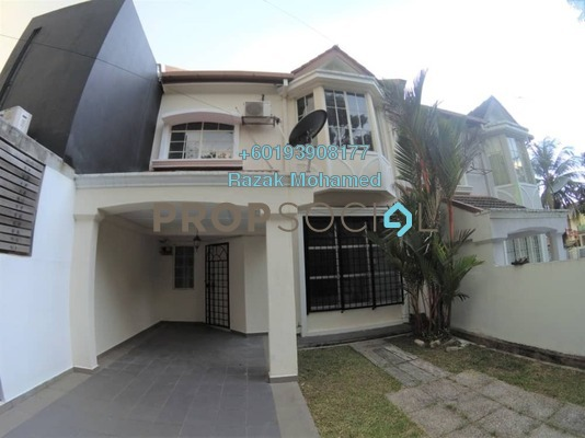 Semi-Detached For Rent in Section 5, Wangsa Maju Freehold Semi Furnished 3R/3B 2.7k