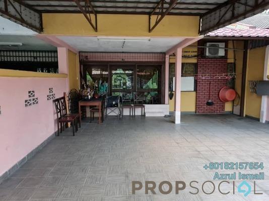Terrace For Sale in Taman Serdang Jaya, Seri Kembangan Freehold Semi Furnished 3R/2B 425k