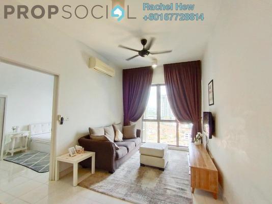 Condominium For Rent in Tropicana City Tropics, Petaling Jaya Freehold Fully Furnished 1R/2B 1.65k