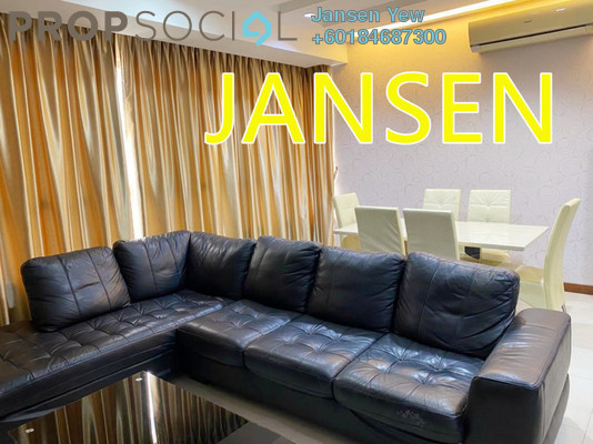 Condominium For Sale in Birch The Plaza, Georgetown Freehold Fully Furnished 3R/2B 550k