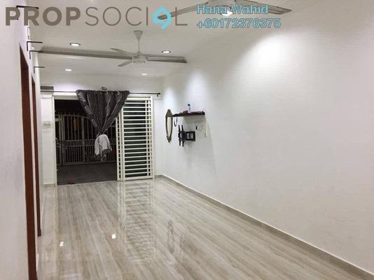 Terrace For Sale in BK1, Bandar Kinrara Freehold Semi Furnished 3R/2B 450k