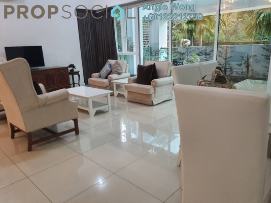 Condominium For Rent in Surian Condominiums, Mutiara Damansara Freehold Fully Furnished 5R/5B 6k