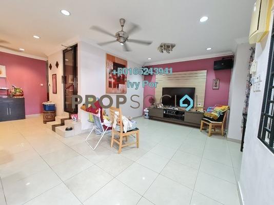 Terrace For Sale in Batu Belah, Klang Freehold Semi Furnished 4R/3B 528k