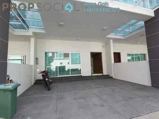 Terrace For Rent in Permai Gardens, Tanjung Bungah Freehold Fully Furnished 4R/5B 3.5k
