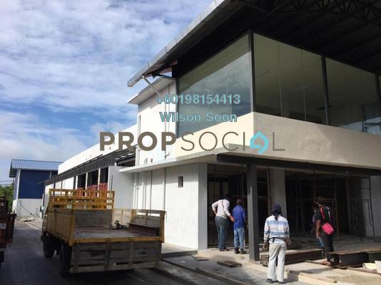 Shop For Rent in Taman Mahsuri Indah, Tanjung Karang Freehold Unfurnished 0R/0B 14k