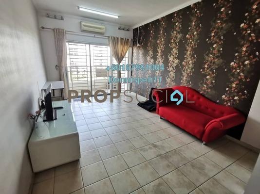 Serviced Residence For Rent in Prima Regency, Johor Bahru Freehold Fully Furnished 3R/2B 1.3k