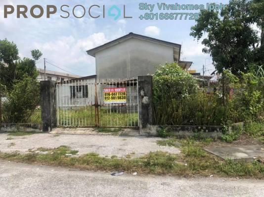 Terrace For Rent in Sri Klebang, Bandar Baru Sri Klebang Freehold Semi Furnished 2R/1B 600translationmissing:en.pricing.unit