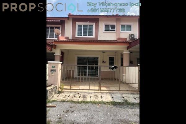 Terrace For Rent in Bandar Seri Botani, Ipoh Freehold Unfurnished 4R/3B 750translationmissing:en.pricing.unit