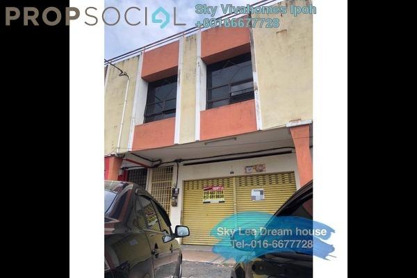 Shop For Rent in Sri Klebang, Bandar Baru Sri Klebang Freehold Unfurnished 0R/2B 1.2k