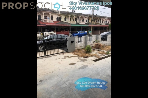 Terrace For Rent in Taman Song Choon, Ipoh Freehold Unfurnished 4R/3B 800translationmissing:en.pricing.unit