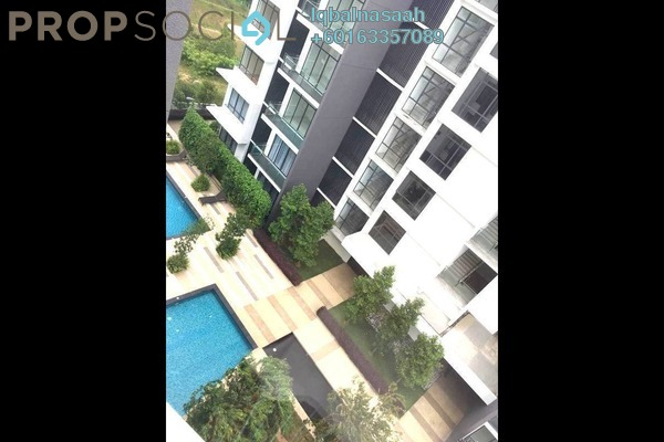 Condominium For Sale in Temasya Kasih, Temasya Glenmarie Freehold Fully Furnished 3R/2B 980k
