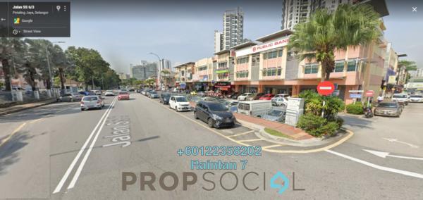 Shop For Sale in SS6, Kelana Jaya Freehold Unfurnished 0R/6B 4.2m