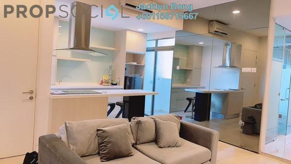Condominium For Rent in Eve Suite, Ara Damansara Freehold Fully Furnished 0R/1B 1.5k