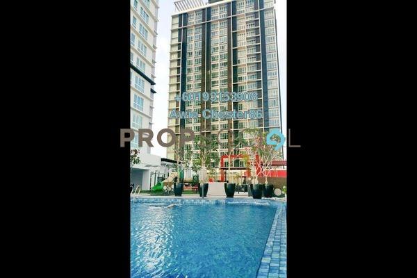 Condominium For Sale in De Centrum Residences, Kajang Freehold Fully Furnished 3R/2B 380k