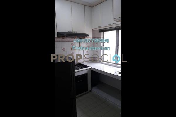 Apartment For Sale in Jaya Apartment, TTDI Jaya Freehold Unfurnished 3R/2B 286k