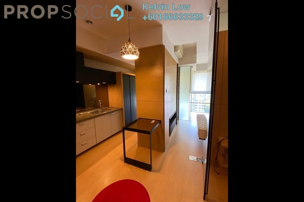 SoHo/Studio For Rent in VERVE Suites, Mont Kiara Freehold Fully Furnished 0R/1B 2k