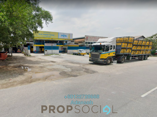 Factory For Sale in Taman Ehsan Industrial Park, Kepong Freehold Unfurnished 0R/0B 5.5m
