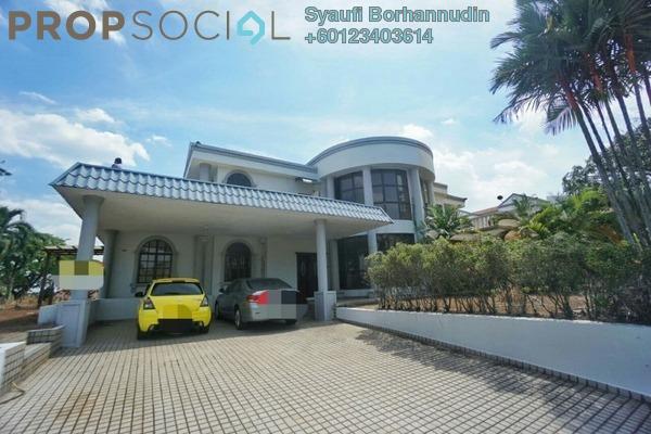 Semi-Detached For Sale in Kelab Golf Sultan Abdul Aziz Shah, Shah Alam Leasehold Unfurnished 4R/4B 2.2m