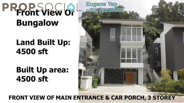 Bungalow For Rent in Sunway Rymba Hills, Sunway Damansara Freehold Semi Furnished 4R/5B 10k
