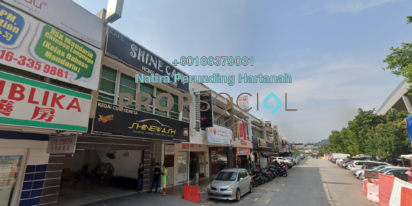 Shop For Rent in C180, Cheras South Freehold Unfurnished 0R/0B 5k