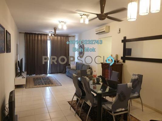 Condominium For Sale in Opal Damansara, Sunway Damansara Freehold Semi Furnished 3R/3B 680k