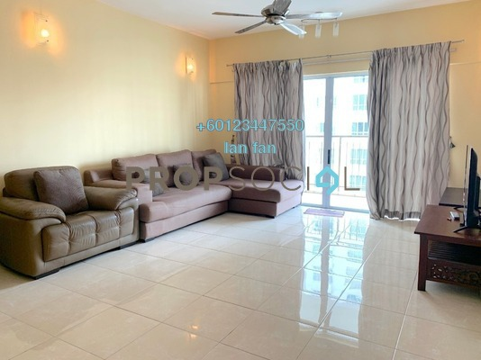 Condominium For Sale in Ken Damansara II, Petaling Jaya Freehold Fully Furnished 3R/2B 928k