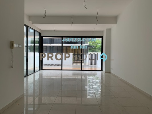 Terrace For Sale in Empire Residence, Damansara Perdana Leasehold Unfurnished 4R/5B 1.25m
