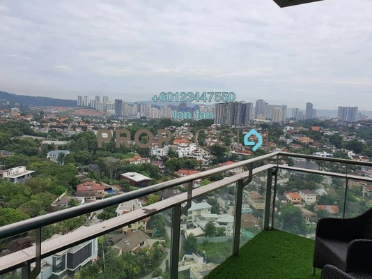 Serviced Residence For Sale in DC Residency, Damansara Heights Freehold Fully Furnished 3R/3B 5.8m