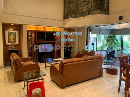 Condominium For Sale in Seri Duta I, Kenny Hills Freehold Semi Furnished 4R/3B 1.95m