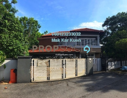 Bungalow For Sale in D'Villa, Kota Damansara Leasehold Semi Furnished 5R/6B 2.49m