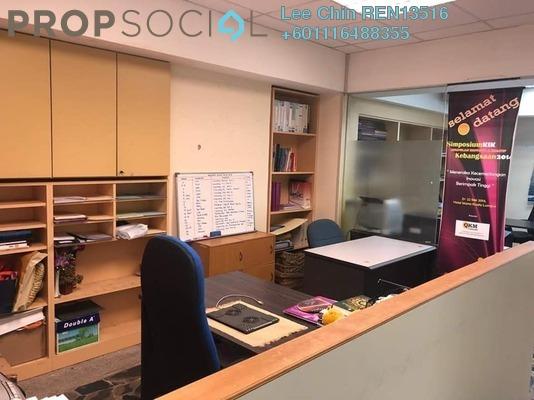 Office For Rent in Wisma Zelan, Bandar Sri Permaisuri Freehold Semi Furnished 5R/0B 1.6k