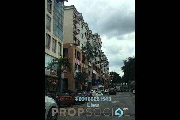 SoHo/Studio For Sale in Cheras Business Centre, Cheras Freehold Semi Furnished 3R/2B 220k