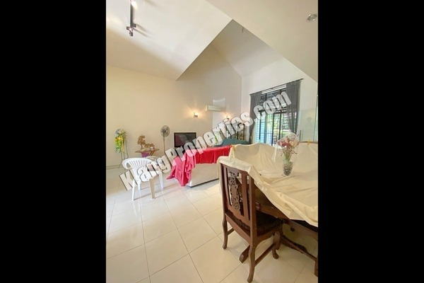 Semi-Detached For Sale in Glenmarie Cove, Port Klang Freehold Semi Furnished 4R/4B 850k