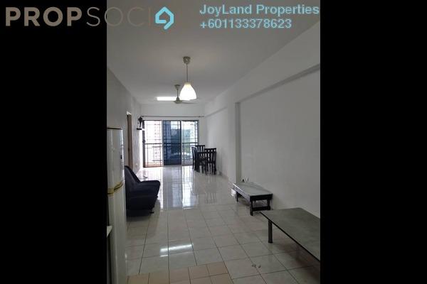 Apartment For Rent in Pelangi Damansara, Bandar Utama Freehold Fully Furnished 3R/2B 1.4k