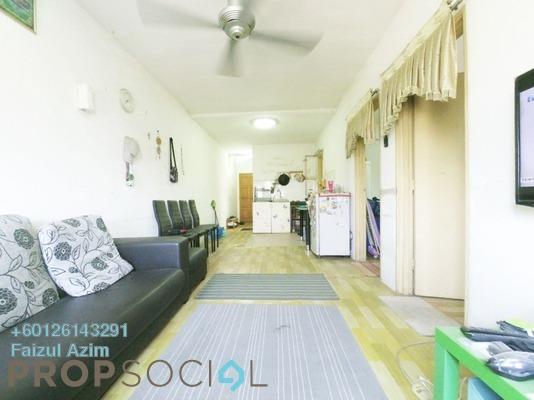 Apartment For Sale in Sri Penara, Bandar Sri Permaisuri Freehold Unfurnished 3R/1B 205k