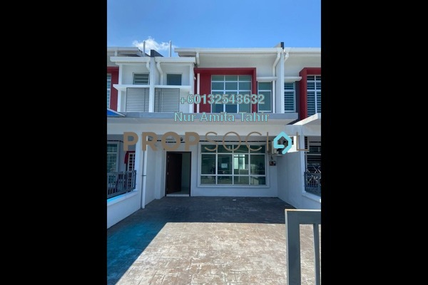 Terrace For Rent in Maplé, HillPark Freehold Unfurnished 4R/3B 1.3k