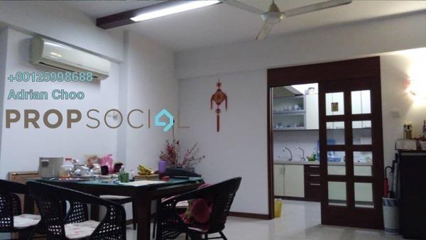 Condominium For Sale in The Uban Residence, Batu Uban Freehold Fully Furnished 4R/3B 900k