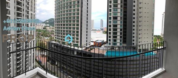 Condominium For Sale in The Tamarind, Seri Tanjung Pinang Freehold Semi Furnished 3R/2B 740k