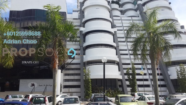 Office For Rent in MBF Tower, Georgetown Freehold Semi Furnished 0R/0B 2.3k