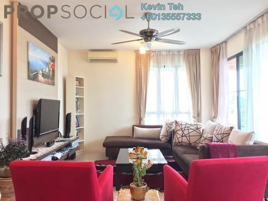 Condominium For Rent in Casa Kiara II, Mont Kiara Freehold Fully Furnished 3R/3B 3.2k