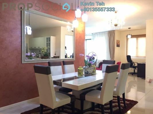 Condominium For Sale in Casa Kiara II, Mont Kiara Freehold Fully Furnished 3R/3B 1.1m