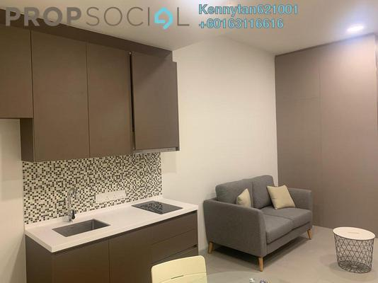 Serviced Residence For Rent in Seventeen Residences, Petaling Jaya Freehold Fully Furnished 1R/1B 1.65k