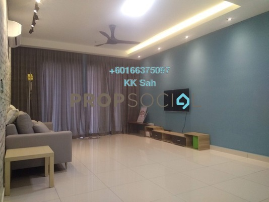 Condominium For Sale in You Residences @ You City, Batu 9 Cheras Freehold Fully Furnished 4R/3B 750k