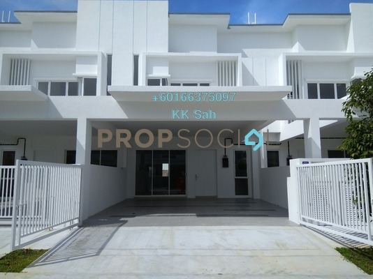 Superlink For Sale in Suriaman 3, Bandar Sri Sendayan Freehold Unfurnished 5R/3B 588k