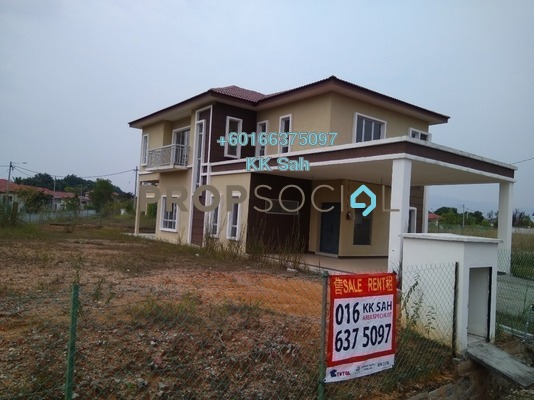 Bungalow For Sale in Mahkota Hills, Mantin Freehold Unfurnished 5R/3B 698k