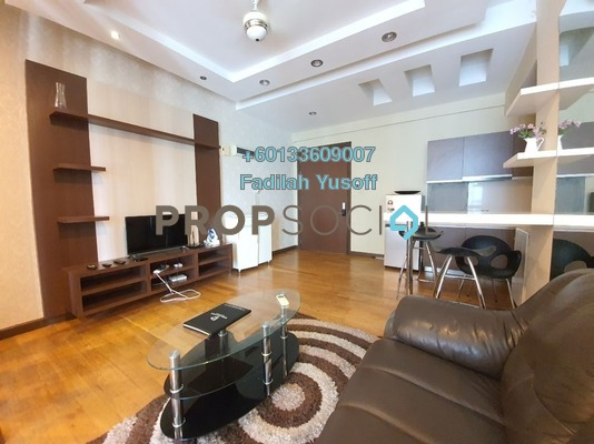 Apartment For Sale in Regalia @ Jalan Sultan Ismail, Kuala Lumpur Freehold Fully Furnished 1R/1B 470k