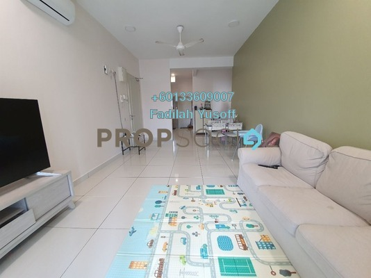 Condominium For Sale in Vista Tasik, Bandar Sri Permaisuri Freehold Unfurnished 3R/2B 550k