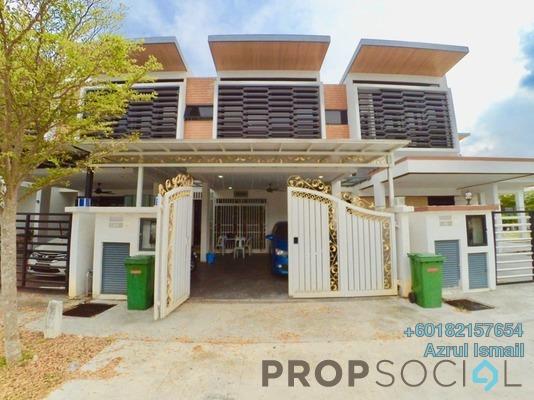 Terrace For Sale in TTDI Grove, Kajang Freehold Semi Furnished 4R/4B 870k