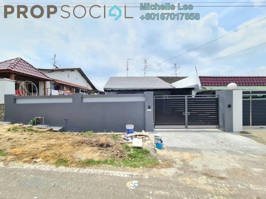 Semi-Detached For Sale in Taman Abad, Johor Bahru Freehold Unfurnished 4R/3B 698k